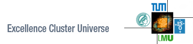 Logo Excellence Cluster Origin and Structure of the Universe, TU München