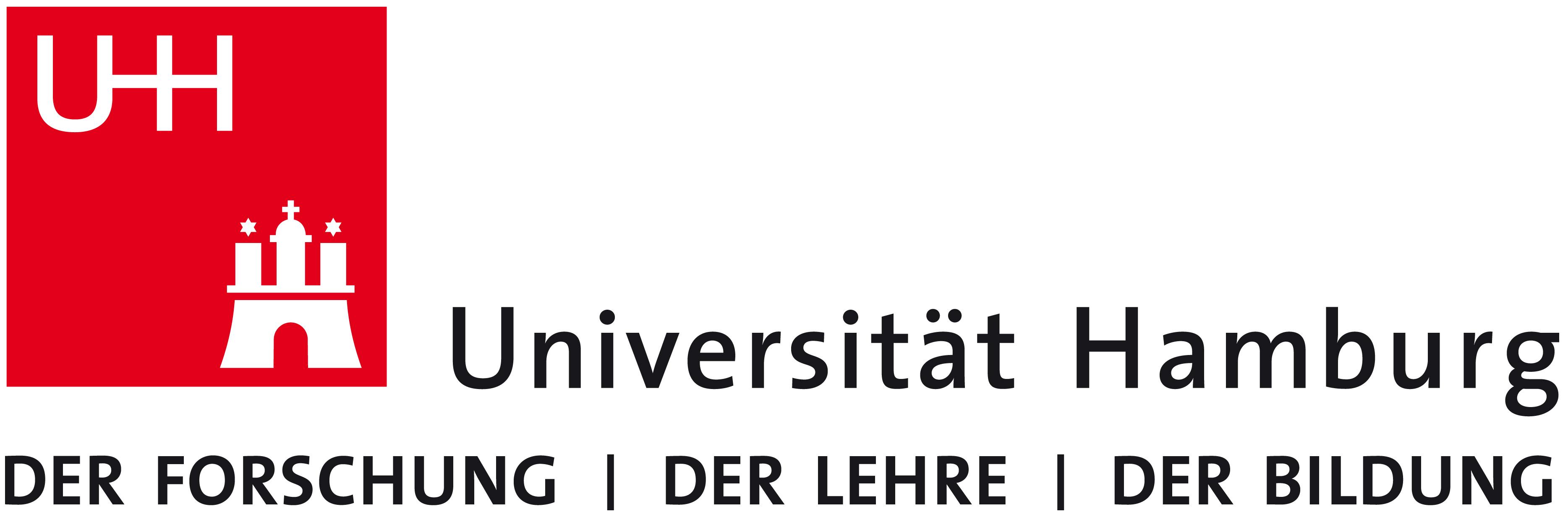 Logo Hamburger Sternwarte, Universität Hamburg